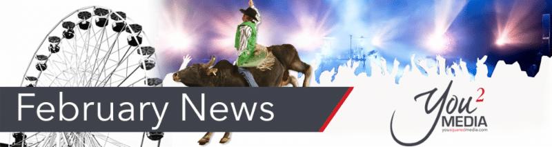 You Squared Media February 2019 News